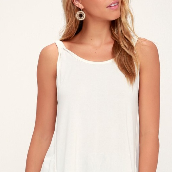 Free People Tops - Free people knit tank NWT